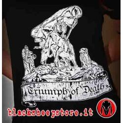 "T-SHIRT DONNA ""Triumph of death"""