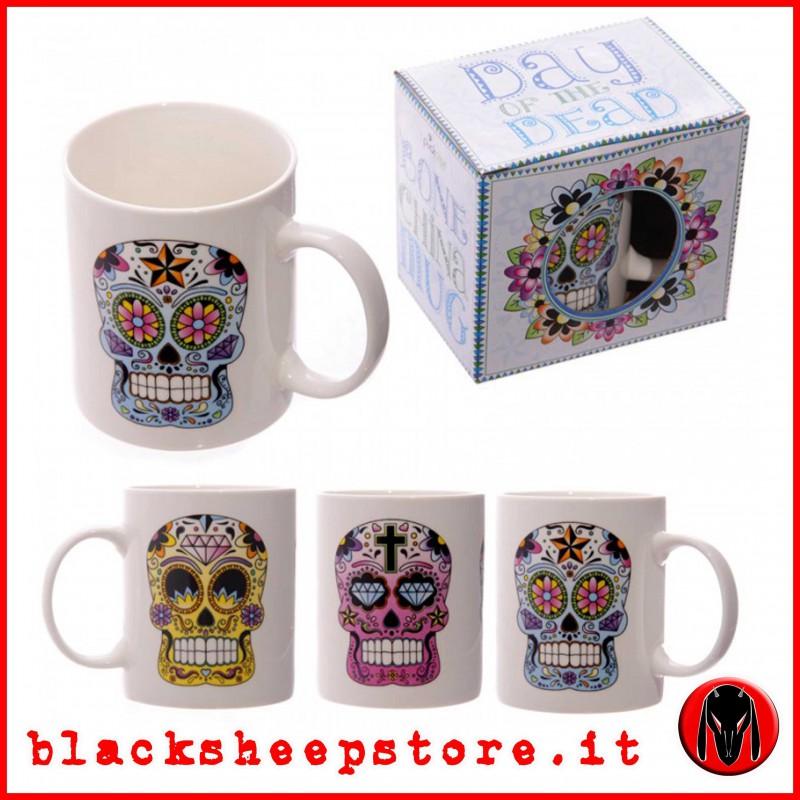 Mug Tazza ceramica tescho messicano