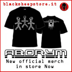 Aborym Dirty3 Official t-shirt
