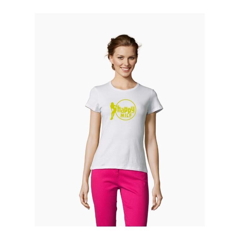 T-Shirt Donna Happy Milf